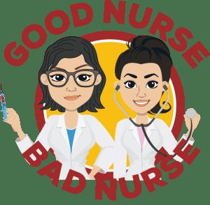 Good Nurse Bad Nurse podcast Logo