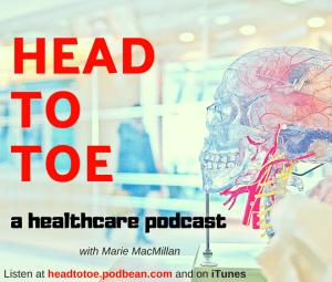 HEAD TO TOE podcast