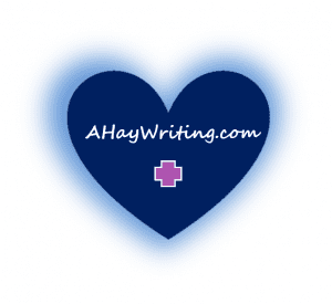 Ashley Hay Writing logo